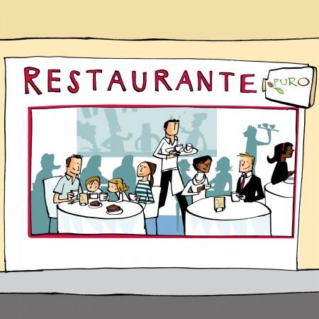 restaurant coffee