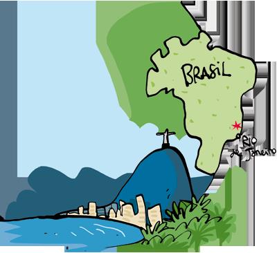 Brazil Rainforest Reserve