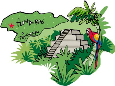 Honduras Rainforest Reserve