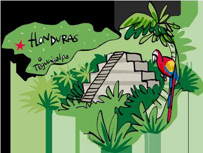 Honduras Rainforest Reserve