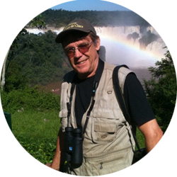 John Burton, World Land Trust